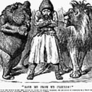 Second Afghan War 1878 Poster