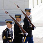 Sentinels At The Tomb Poster