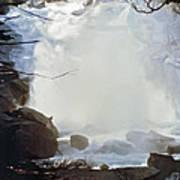 Sequoia Nat Pk Waterfalls Poster