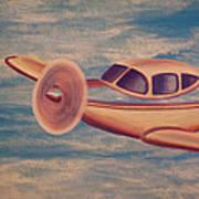 Serene Skies Poster by Thomas Maynard