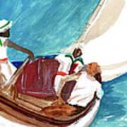 Setting Sail Poster