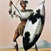 Shaka Zulu (c1787-1828) Poster