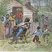 Sharecroppers, 1876 Poster