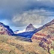Sheep Rock Mountain Poster