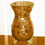 Shell Vase Poster