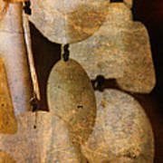 Shell Wind Chimes Poster