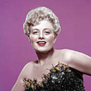 Shelley Winters, 1950s Poster