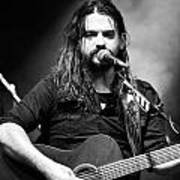 Shooter Jennings - Country Mark Poster