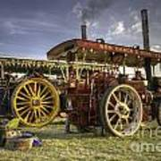 Showmans Engines Poster