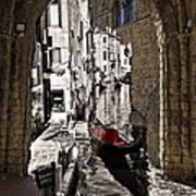 Sicily Meets Venice Poster