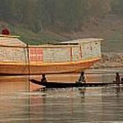 Silence On The Mekong Poster