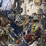 Simon De Montfort Poster
