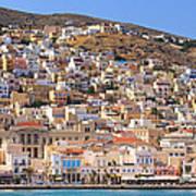Siros Greece 2  Poster