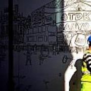 Sketchy London Poster