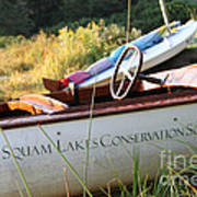 Slcs Boat Poster