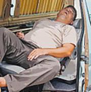 Sleeping On The Job Poster