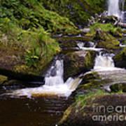 Small Waterfalls Poster