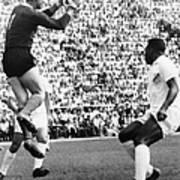 Soccer Match, 1966 Poster by Granger