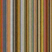 Soft Stripes Ll Poster