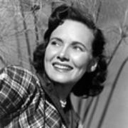 Something To Live For, Teresa Wright Poster by Everett
