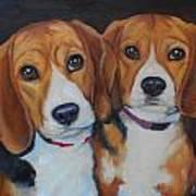 Sophie And Sadie Poster