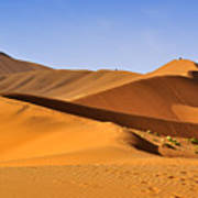 Sossusvlei, Namibia Poster