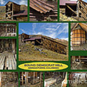 Sound Democrat Mill Compilation Poster