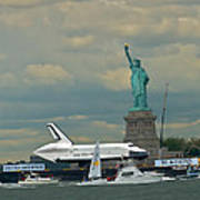 Space Shuttle Enterprise 2 Poster