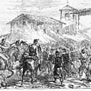 Spain: Second Carlist War Poster