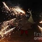 Sparkling Dragon Poster