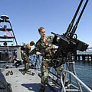 Special Warfare Combatant Craft Crewmen Photograph By