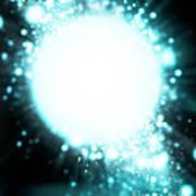 Sphere Lighting Poster