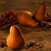 Spiced Pears Poster