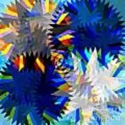 Spinning Saw Poster by Atiketta Sangasaeng