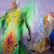 Spirit Dancer Poster