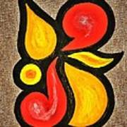 Spirit My Blossom Poster