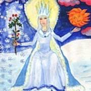 Spirit Of Winter Poster