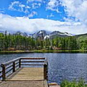 Sprague Lake Poster