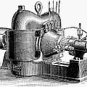 Sprague Motor, C1890 Poster