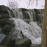 Spring Falls Poster