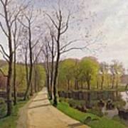 Spring Landscape Poster