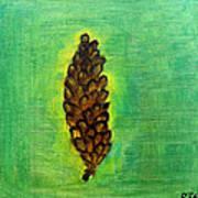 Spring Pine Poster
