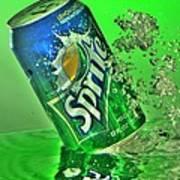 Sprite Splash Poster