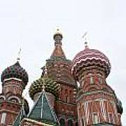 St. Basil's Cathedral 14 Poster