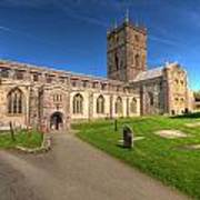 St Davids Cathedral 5 Poster