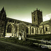 St Davids Cathedral Poster