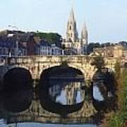 St. Finbarres Cathedral, Cork, Co Cork Poster