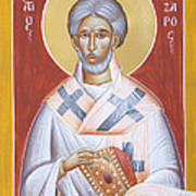 St Lazarus Poster