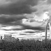 St. Louis Gateway Arch Poster