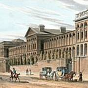 St Luke's Hospital For Lunatics, London Poster